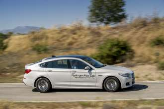 BMW Group, Innovation Days Efficient Dynamics 2015: Hydrogen Fuel Cell eDrive Technology.(07/2015)