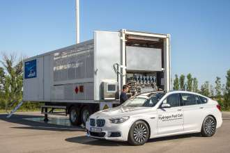 BMW Group, Innovation Days Efficient Dynamics 2015: Hydrogen Fuel Cell eDrive Technology.(07/2015)
