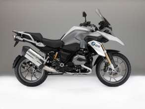 BMW R 1200 GS, Light white non-metallic (07/2015)