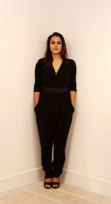 Alinka Echeverria portrait – Winner of 2015 BMW residency (07/2015)