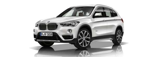The new BMW X1 (06/2015)