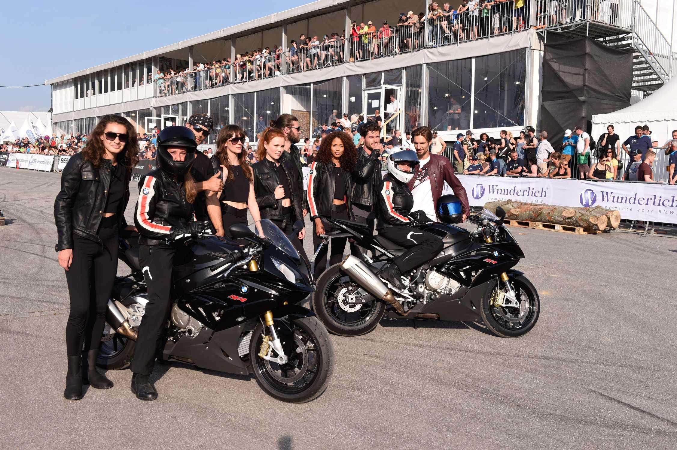 Bmw Motorrad Days Live In Action The Great Days Of Garmisch