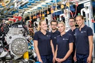BMW Group Werk Steyr - attraktive Ferialjobs für High-Performer (07/2015).