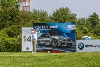 BMW ist Sponsor und