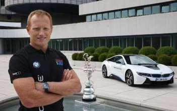 BMW Technologie Partner Oracle Team USA James Spithill (07/2015)