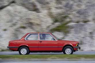 BMW E21. (07/2015)