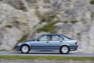 BMW E36. (07/2015)