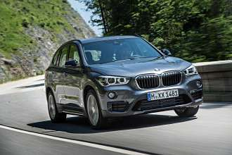 The new BMW X1. On location pictures BMW X1 xDrive25i with Sport Line.