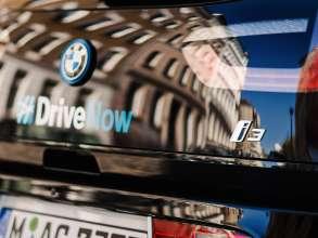 BMW i3 at DriveNow Berlin (07/2015)