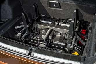 Der neue BMW X1. On Location Bildmaterial. Fahrradheckträger Kompakt für Kugelkopf. (07/2015)