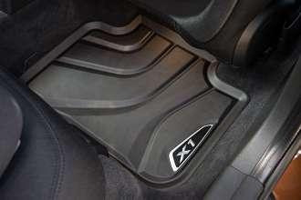 Der neue BMW X1. On Location Bildmaterial. Allwetter-Fußmatten. (07/2015)