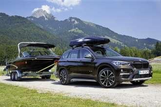 Der neue BMW X1. On Location Bildmaterial. 19