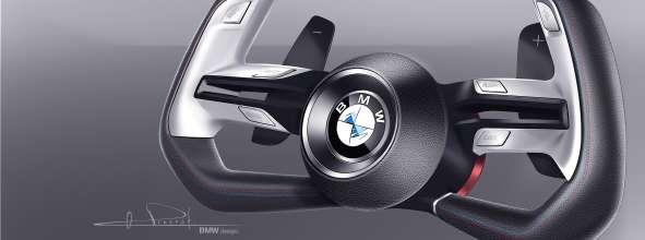 BMW Concept at Monterey Car Week. (07/2015)