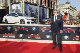 Christopher McQuarrie bei der Weltpremiere von 'Mission: Impossible - Rogue Nation' in der Wiener Staatsoper am 23. Juli 2015 in Wien, Österreich (07/2015). (Photo by Franziska Krug/Getty Images for BMW)