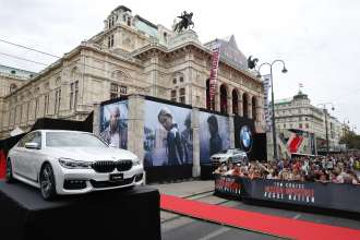 Die Weltpremiere von 'Mission: Impossible - Rogue Nation' in der Wiener Staatsoper am 23. Juli 2015 in Wien, Österreich (07/2015). (Photo by Franziska Krug/Getty Images for BMW)