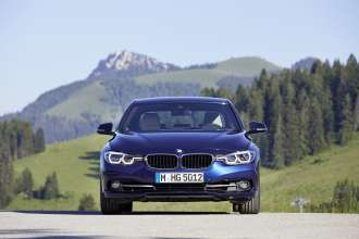 The new BMW 3 Series. (07/2015)