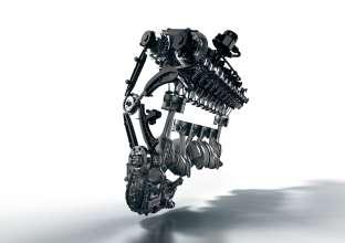 BMW TwinPower Turbo Reihen-6-Zylinder Benzinmotor (B58)