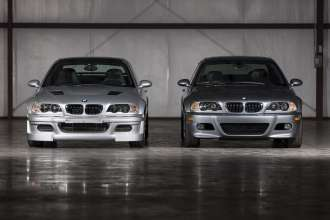M3 GTR Road Version & M3