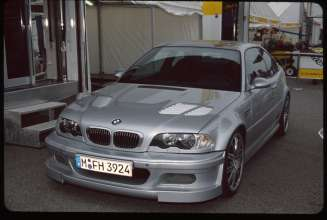 M3 GTR Road Version Oct 2001 PLM