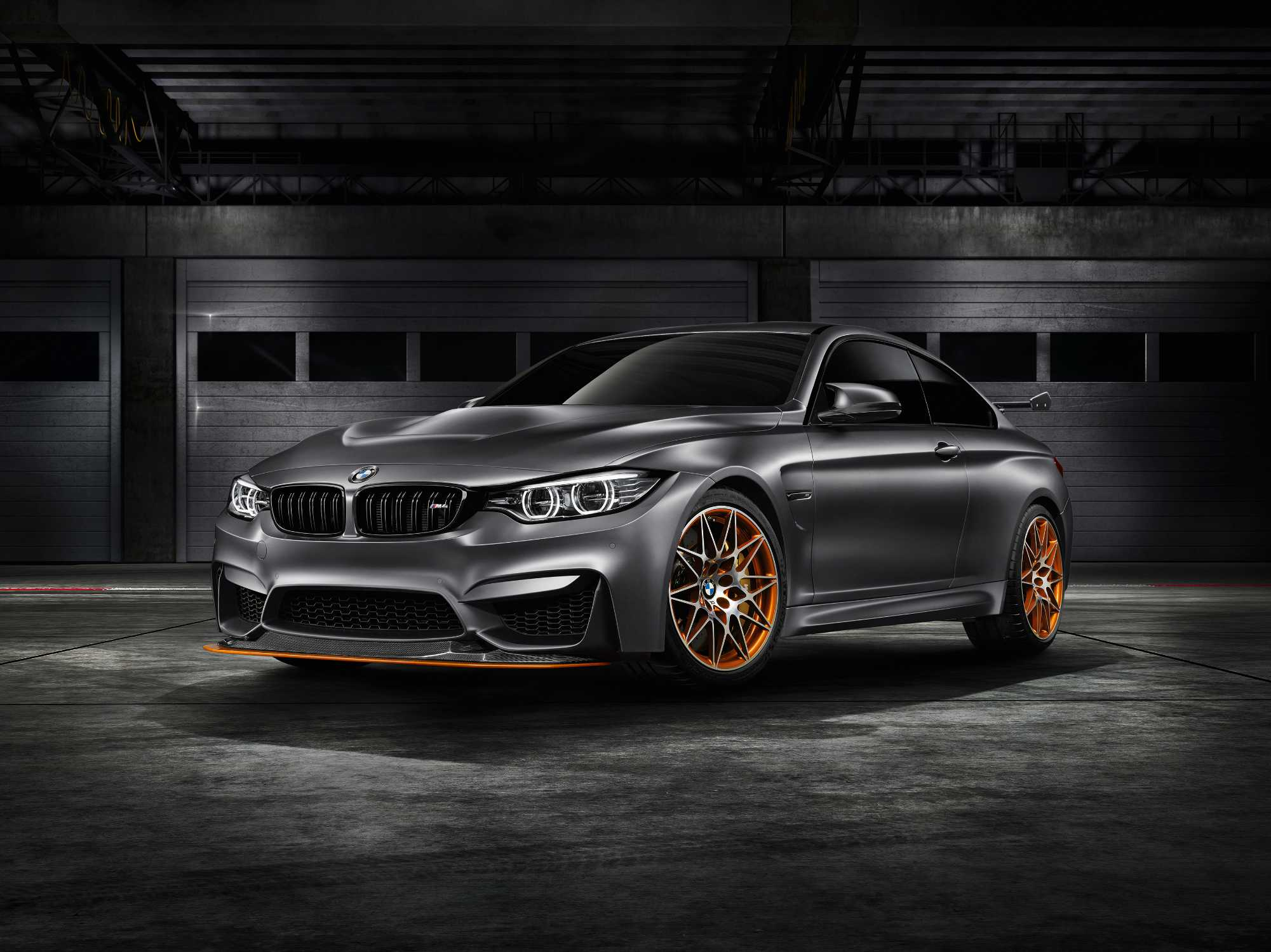 BMW Concept M4 GTS to be Premiered During Monterey Car Week.