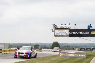 Road America, Aug. 8, 2015. Continental Tire Sports Car Challenge. (08/2015)