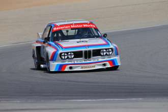 BMW To Be Honored As Featured Marque of 2016 Rolex Monterey Motorsports Reunion August 18-21. (08/2015)