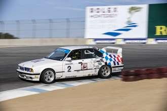 BMW North America at Rolex Monterey Motorsports Reunion.