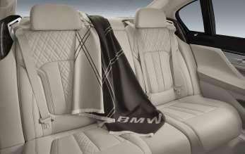BMW 7er Limousine Langversion, Reisedecke (08/2015).