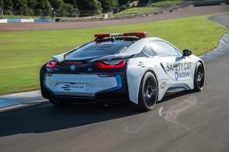 BMW i8: Official FIA Formula E Qualcomm Safety Car, Season 2015/2016