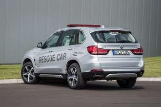 BMW X5: Official FIA Formula E Rescue Car, Season 2015/2016