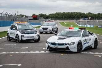 BMW vehicle fleet in second FIA Formula E Season 2015/2016