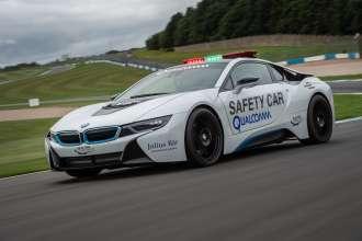 BMW i8: Official FIA Formula E Qualcomm Safety Car, Season (Saison) 2015/2016