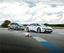 """BMW eDrive Experience"", ein neues Training der BMW Driving Experience. (08/2015)"