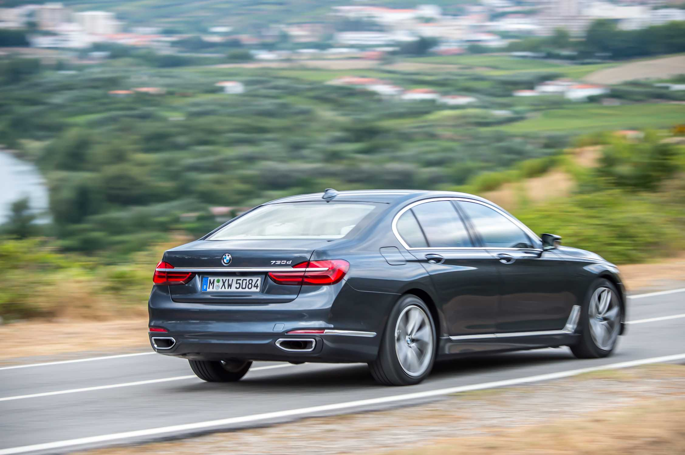 The New Bmw 730d 082015