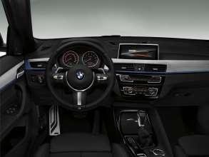 BMW X1 mit M Sportpaket (09/2015)
