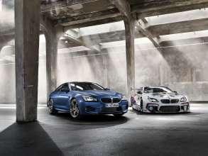Der neue BMW M6 GT3 (09/2015).