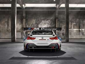 Der neue BMW M6 GT3 (09/2015)