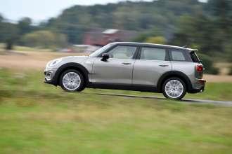 MINI Cooper S Clubman. Melting Silver metallic. (09/2015)