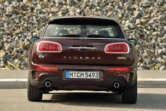 MINI Cooper S Clubman. Pure Burgundy metallic. (09/2015)
