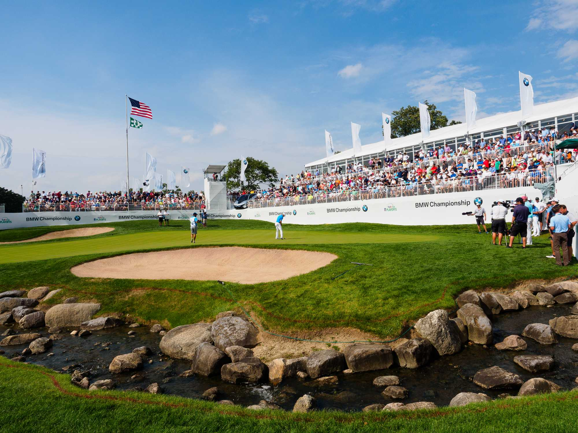 Festival Of Golf In Chicago The Top 70 Players On The Pga
