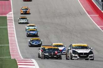 Continental Tire SportsCar Championship, Circuit of the Americas, Austin, Texas, Sept. 18, 2015.
