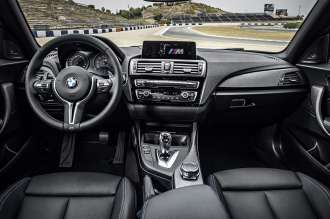 The new BMW M2 (10/2015)