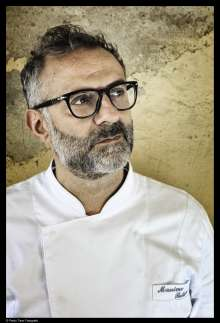 Massimo Bottura, ECKART 2015 für Innovation (10/2015).