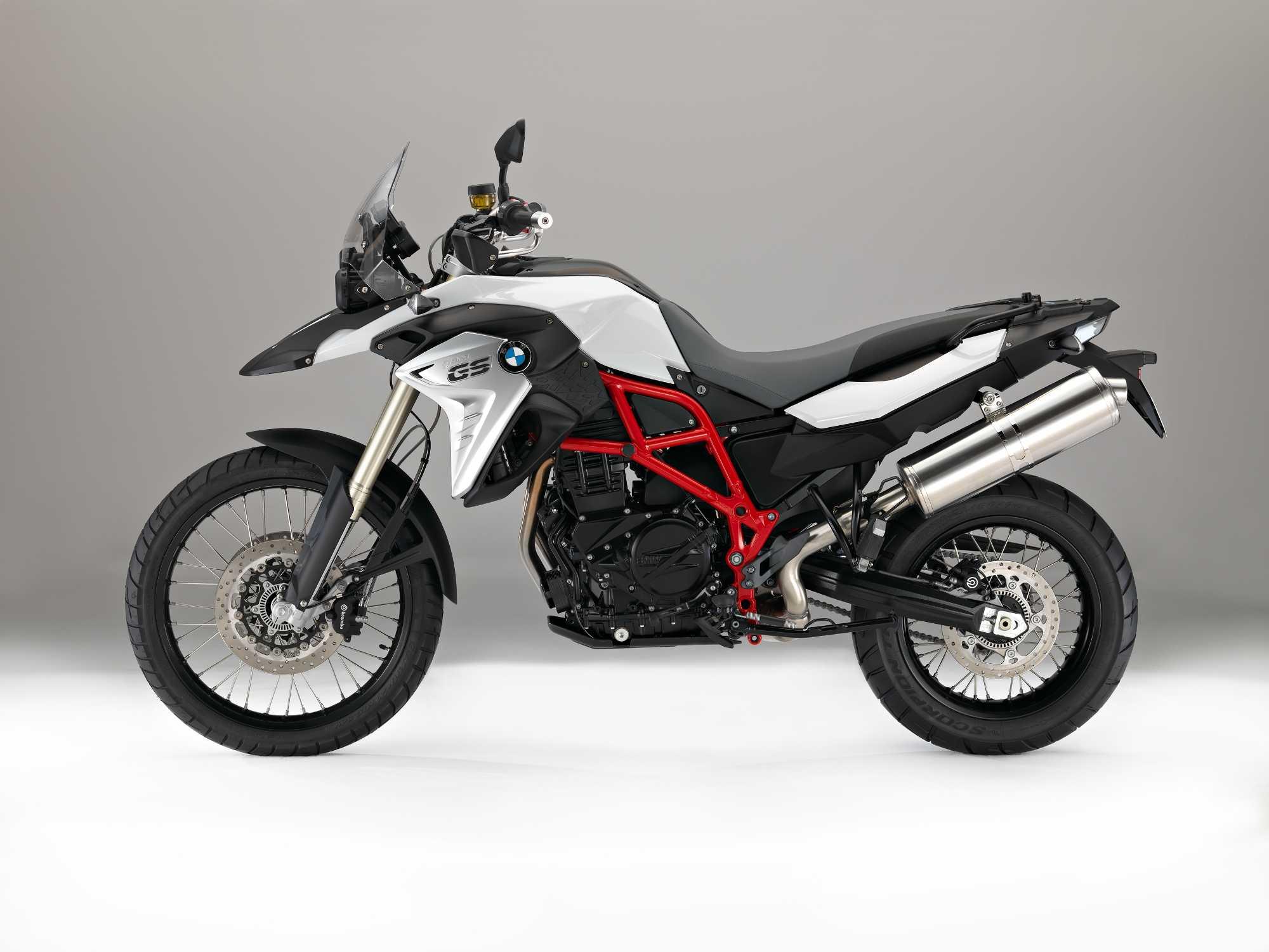 Bmw Motorrad Präsentiert Die Neue Bmw F 700 Gs Und F 800 Gs