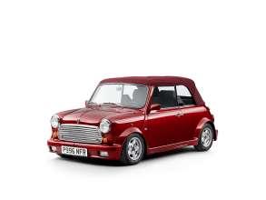 Mini Cabriolet (1996). (10/2015)