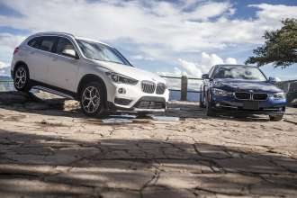 Copper Canyon Test Drive of the all-new BMW X1 and the new BMW 3 Series