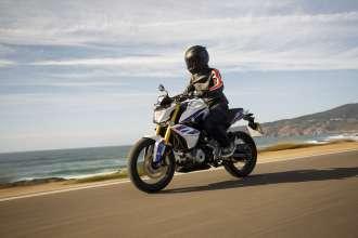 BMW Motorrad G 310 R (11/2015)
