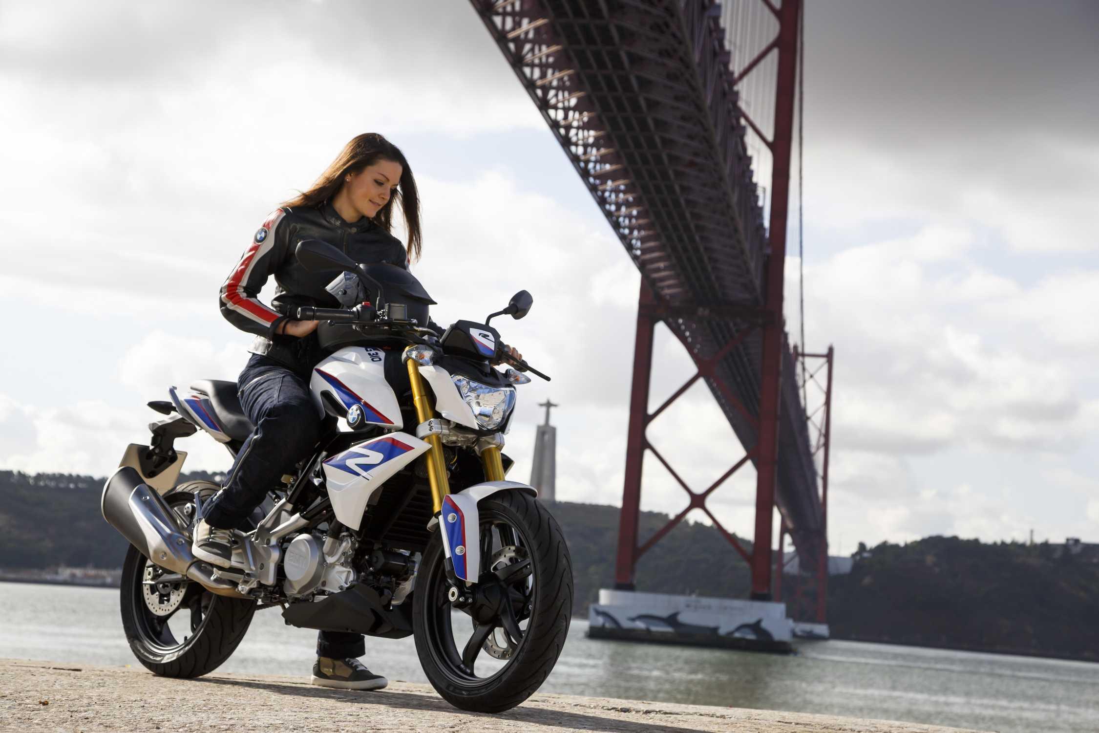 BMW Motorrad : Motorräder : Urban : BMW G 310 R : Overview