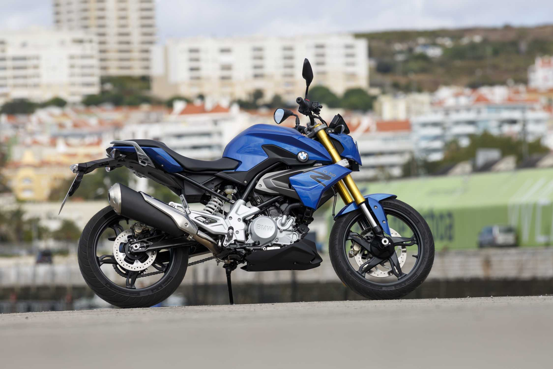 Мотоцикл BMW G 310 R - universalmotors.ru