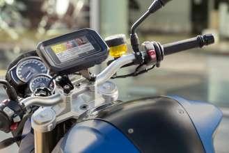 BMW Motorrad Smartphone Cradle (10/2015)